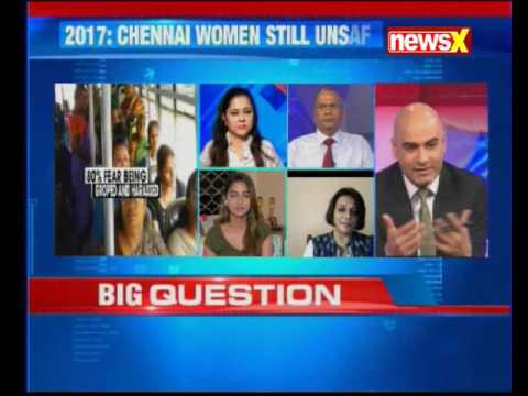 Nation at 9: Chennai survey throws up a reality check, 80% women feel unsafe