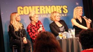 Maura West, Laura Wright, Kirsten Storms and Emme Rylan - General Hospital Ladies Event, 2016