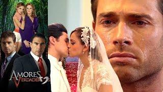 Amores Verdaderos: ¡Nikki se casa con Roy por la iglesia! | Escena - C67