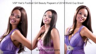 Sample Videos of Football Girl Beauty Pageant of 2014 FIFA World Cup Brazil