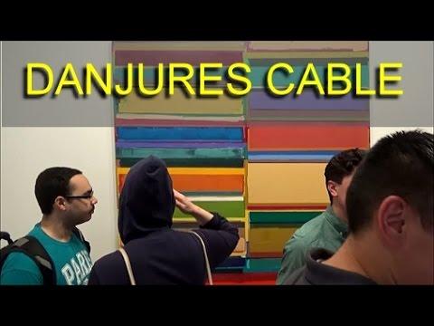 MARGARET THATCHER PROJECTS - Tegene Kunbi - Danjerus Cable - painting, fine art, color