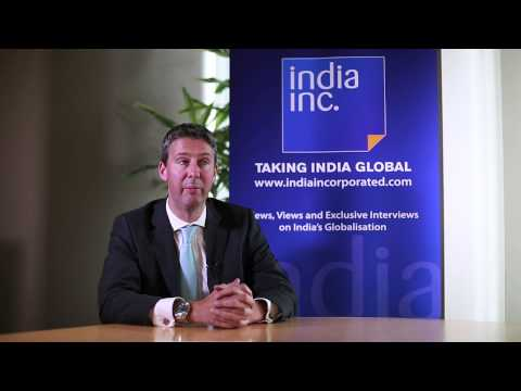 George Buckley, Chief Economist, Deutsche Bank, speaks to India Inc at A New Dawn for India Seminar