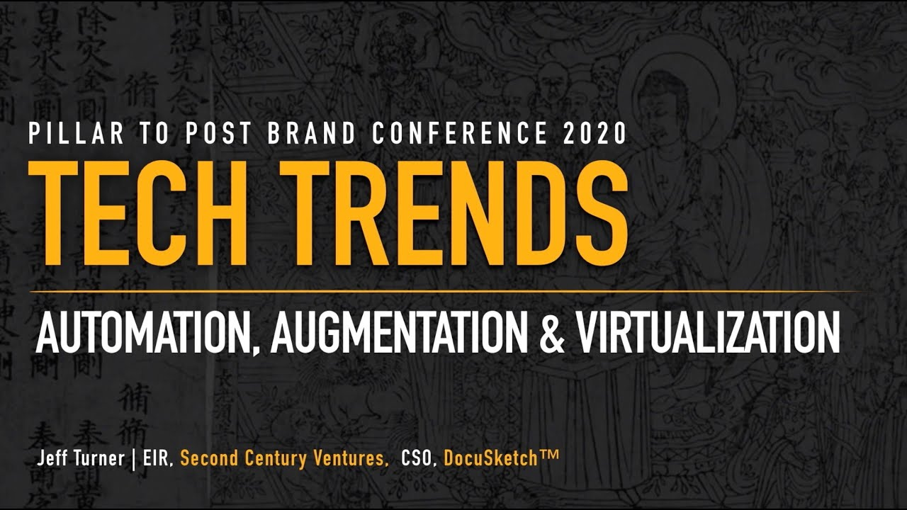 PILLAR TO POST BRAND CONFERENCE – ORLANDO, FL – Technology Trends: Automation, Augmentation & Virt..