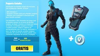 How to Get the FREE Starter Pack in Fortnite! FREE SKIN - New Starter Pack in Fortnite!