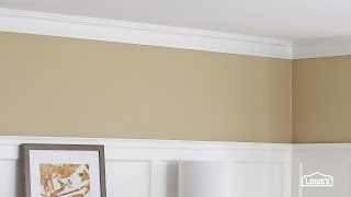 How To Install Custom Crown Moulding