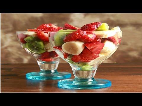 Básico de Cozinha - Salada de Frutas