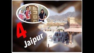 kita terbang ke INDIA | Part 4 | Jaipur | Travel Vlog