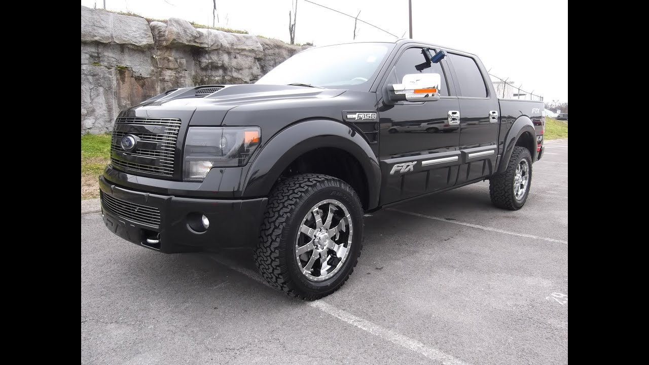 Drive tuscany 2013 ford f 150 supercrew ftx fx4 off road 5 0 v 8 tuxedo black call 888 439 1265