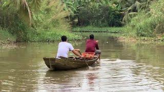 Cách Mà Người Miền Tây Mưu Sinh Trong Những Ngày Chỉ Thị 16 (P6)   Cù Lao Dung Vlogs #393
