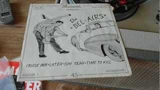 The Bel-Airs , Cruise-Inn , Brunwick Bel 58,UK.
