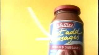 Wattie's Just Add Pizzaz Devilled Sausages