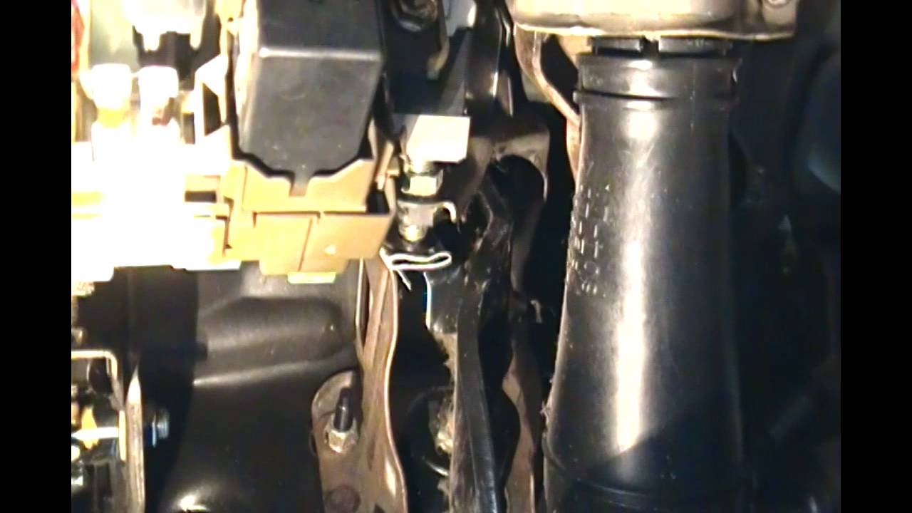 Break lights won't turn off! How to fix  Dead battery Honda