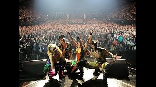 Vengaboys - The Party On The Dancefloor tour with Steps - UK & Ireland