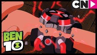 El Omnitrix Se Rompe | Atrapagritos | Ben 10 en Español Latino | Cartoon Network