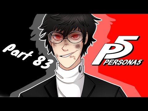 SO MUCH TROUBLE... | Persona 5 - Part 83