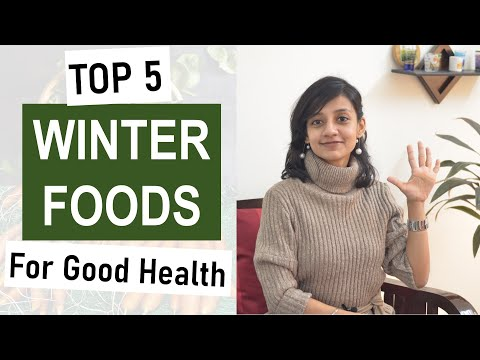 Top 5 Winter Foods To Eat   How To Eat Healthy In Winters?   SCImplify