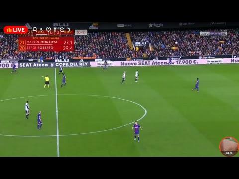 en vivo Barcelona vs Valencia - YouTube