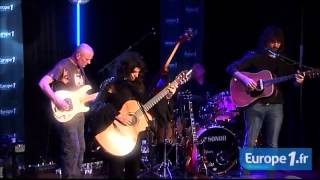 Katie Melua - Nine million bicycles (live Europe 1)
