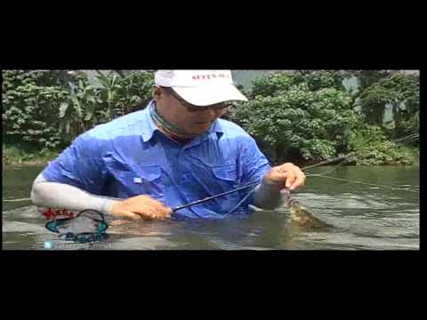 Mata Pancing MNCTV - Memancing di Sungai Sumatera barat
