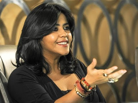 For Ekta Kapoor, competition lies in the small rise | Exclusive Interview
