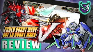 Super Robot Wars V Switch Review - MUST HAVE IMPORT! (Video Game Video Review)
