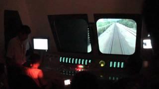 上海铁路博物馆(3) 機関車運転シミュレーター / Shanghai Railway Museum. 3