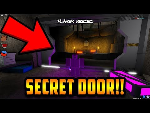 YOU GET A FREE EXOTIC BY OPENING THIS DOOR... (ROBLOX ASSASSIN)
