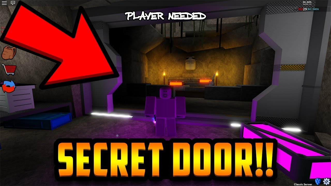 Roblox Assasin Tofuu Code You Get A Free Exotic By Opening This Door Roblox Assassin Youtube