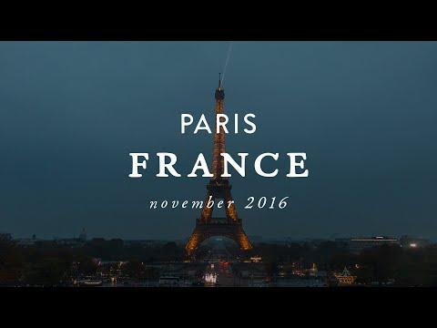 Paris, France // November 2016