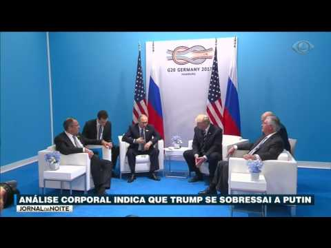 Especialistas Analisam Encontro Entre Trump E Putin