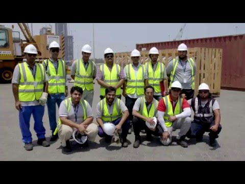 Abu Dhabi Ports Emirati Operations Team - فريق العمليات الإم