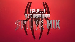 FRIENDLY NEIGHBORHOOD SPIDER-MIX |Music OST| 60min Spider-Man SOUNDTRACK MIX