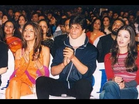 Rare Pics Of Bollywood Awards In Early 2000s