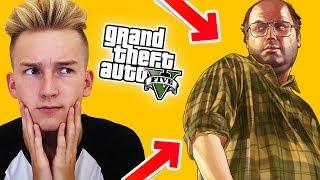 GTA V - CO JEST W ŚRODKU: Kryjówki Lestera!  #3