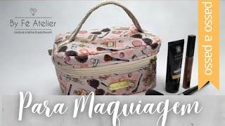 PAP ::: Valise de Maquiagem - By Fê Atelier