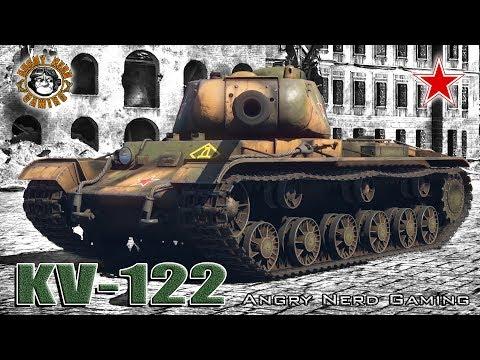 War Thunder: KV-122, Soviet, Premium Tier-4, Heavy Tank