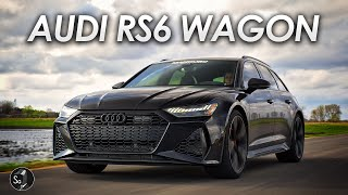 Audi RS6 Avant Wagon | It's Complicated