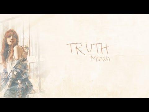 Truth - Minah (Girl's Day) [민아 (걸스데이)] [HAN/ROM/ENG LYRICS]