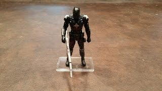 DC Comics Multiverse Arkham Knight Mysterious Villain 4K UHD Figure Review
