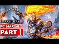 DARKSIDERS 3 Gameplay Walkthrough Part 1 [1080p HD 60FPS PC MAX SETTINGS] - No Commentary