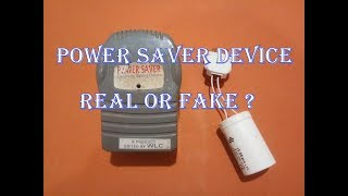 Power Saver Device | Real Or Fake ? | JSB Electric. YT- 101