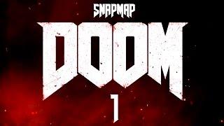 DOOM - SnapMap pt1 - Обучение, возможности