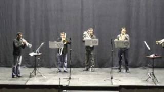ALMUSSAFES QUINTET BRASS - Toreador Song de Carmen - G. Bizet