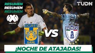 Resumen | Tigres 0 - 0 Pachuca | Liga Mx - AP 19 - J18 | TUDN