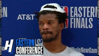 Jimmy Butler Postgame Interview - Game 5 | Heat vs Celtics | September 25, 2020 NBA Playoffs