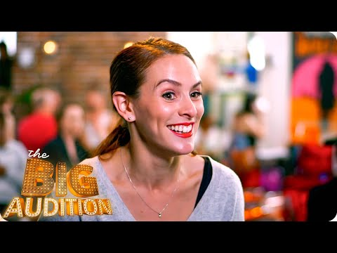 New Mum Lauren Is Ready To Hit The Stage Again | The Big Audition
