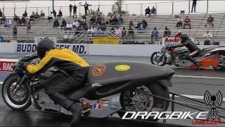 Pro Mod Drag Bikes! MiRock Superbike Series