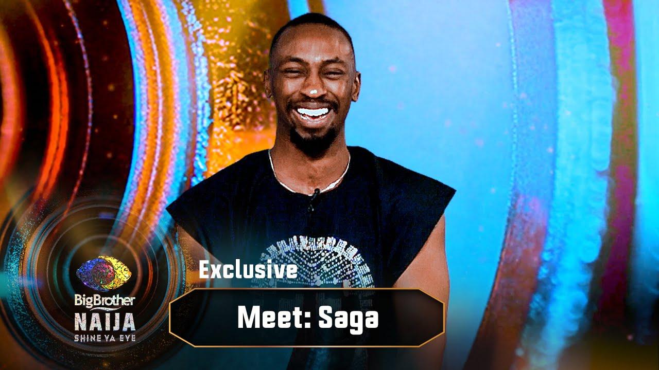 Meet Saga – BBNaija   Big Brother: Shine Ya Eye    Africa Magic