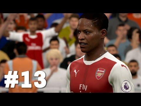 FIFA 17: Cesta #13 | Pořádná dřina!
