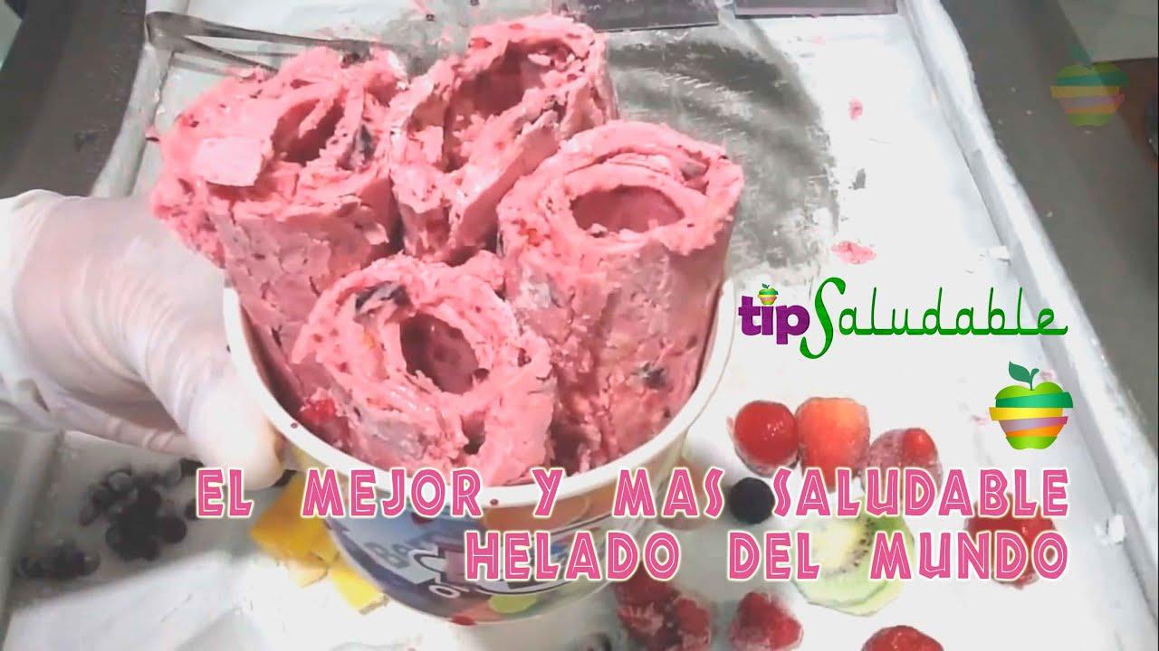 El mejor y mas saludable helado del mundo youtube - El mejor colchon del mundo ...